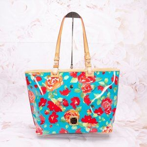Dooney & Bourke Designer Shopper Tote Handbag